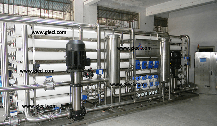 Mineral Water Plant Manufacturer