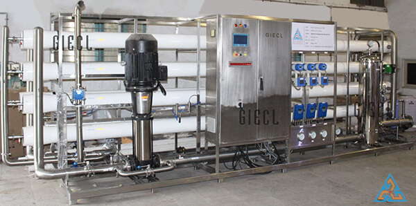Reverse Osmosis Plant, Pharmaceutical RO System, India