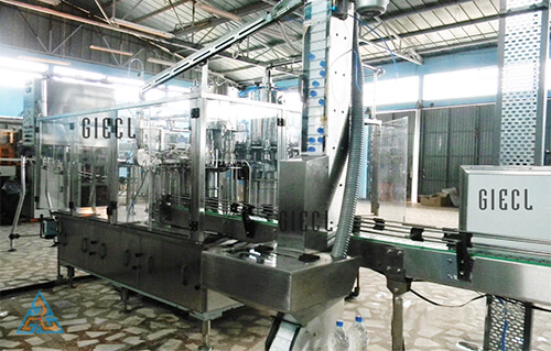 Rinsing, Filling Capping Machines - India, Gujarat