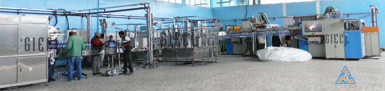 Turnkey Mineral Water Bottling Projects, Manufacturer, Suppliers, India